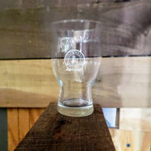 Highball Branded Glass