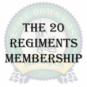 The 20 Regiments Membership