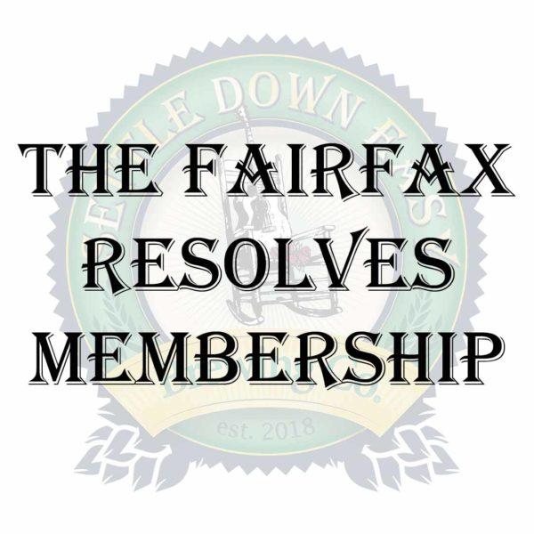 The Fairfax Resolves Membership
