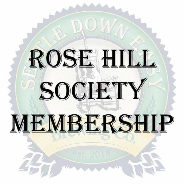 Rose Hill Society Membership