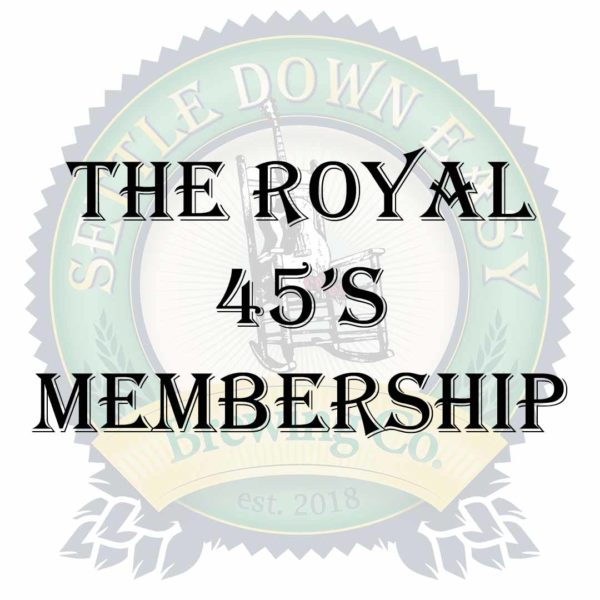 The Royal 45's Membership