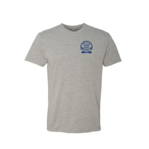 Gray Men's T-Shirt